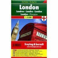 Freytag En Berndt Stadsplattegrond Londen