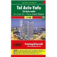 Freytag En Berndt Stadsplattegrond Tel Aviv