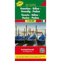 Freytag En Berndt Wegenkaart Venetië & Padua