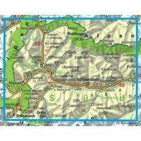 Freytag En Berndt Wandelkaart S2 Vinschgau Otztaler Alpen
