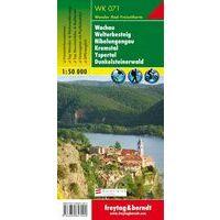 Freytag & Berndt Wandelkaart WK071 Wachau - Welterbesteig