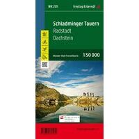 Freytag En Berndt Wandelkaart WK201 Schladminger Tauern