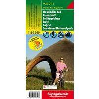 Freytag & Berndt Wandelkaart WK271 Neusiedler See - Eisenstadt