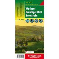 Freytag & Berndt Wandelkaart WK422 Wechsel - Bucklige Welt
