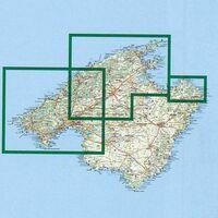 Freytag En Berndt Wandelkaart WKE4 Mallorca
