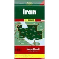 Freytag En Berndt Wegenkaart Iran