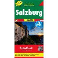 Freytag En Berndt Wegenkaart Salzburg