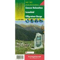 Freytag En Berndt Wandelkaart WK182 Lienzer Dolomiten