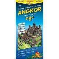 Gecko Maps Angkor Wat 3-D Kaart