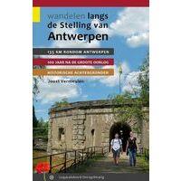 Gegarandeerd Onregelmatig Wandelen Langs De Stelling Van Antwerpen