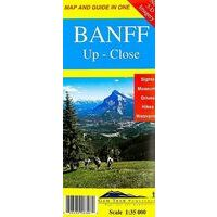 Gem Trek Wandelkaart 11 Banff National Park