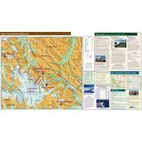Gem Trek Wandelkaart Columbia Icefield