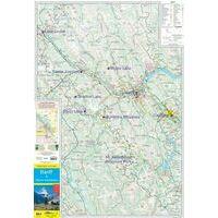 Gem Trek Wandelkaart Banff & Mount Assiniboine