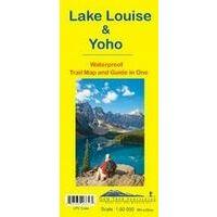 Gem Trek Wandelkaart Lake Louise & Yoho NP