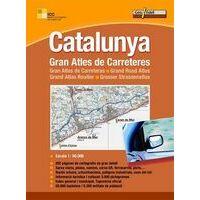 Geo Estel Maps Wegenatlas Catalonie 1:50.000