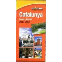 Geo Estel Maps Wegenkaart 06 Catalonië 1:250.000