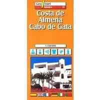 Geo Estel Maps Wegenkaart T13 Costa De Almeria Cabo De Gata