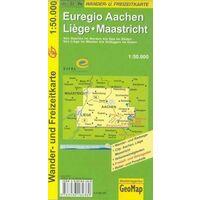 GeoMap Wandelkaart Euregio Aken Luik Maastricht