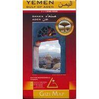 Gizi Map Wegenkaart Jemen
