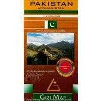Gizi Map Pakistan & Afghanistan