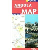 Globetrotter Wegenkaart Angola 1:1.500.000