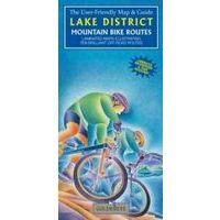 Goldeneye Maps Mountainbike Kaart Lake District