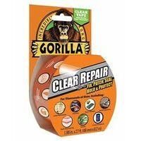 Gorilla Gorilla Tape Crystal Clear 8.2 Meter X 48 Mm