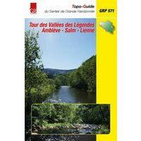 Grande Randonnee Wandelgids GRP 571 Tour Des Vallées Des Légendes