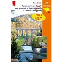 Grande Randonnee Wandelgids Luxembourg Province