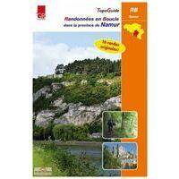 Grande Randonnee Wandelgids Namur Province