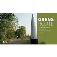 Grote Routepaden Fietsgids Grensroute - Drielandenpunt - Noordzee
