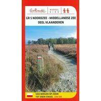 Grote Routepaden Wandelgids GR5 Noordzee - Middellandse Zee