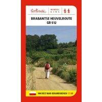 Grote Routepaden Wandelgids GR512 Brabantse Heuvelroute