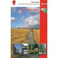 Grote Routepaden Wandelgids GR573 Vesdre En Hautes Fagnes