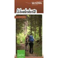 Grünes Herz Wandelkaart Ferienwelt Winterberg