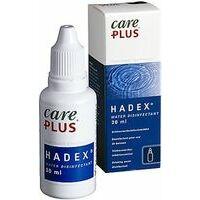 Care Plus Hadex Chloordruppels Voor Desinfecteren Drinkwater