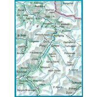 Kummerly En Frey Wintersportkaart 1 Davos Klosters