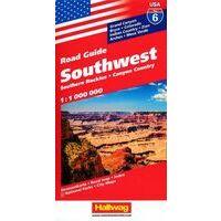 Hallwag Wegenkaart 06 Southwest USA