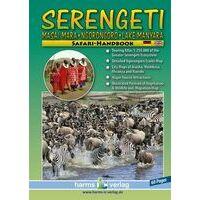Harms Maps Wegenatlas Serengeti Safari Handbook