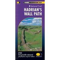 Harvey Maps Wandelkaart XT40 Hadrian's Wall Path