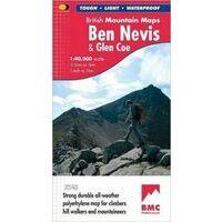 Harvey Maps Klimkaart XT40 Ben Nevis & Glen Coe