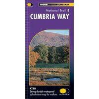 Harvey Maps Wandelkaart XT40 Cumbria Way
