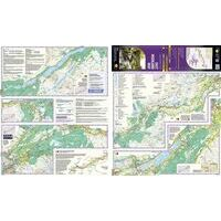 Harvey Maps Wandelkaart XT40 East Highland Way