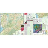 Harvey Maps Klimkaart XT40 Snowdonia South