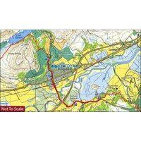 Harvey Maps Wandelkaart XT40 South Downs Way