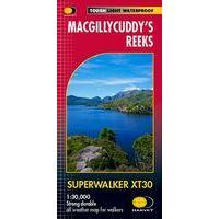 Harvey Maps Wandelkaart XT30 Macgillycuddy's Reeks