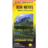 Harvey Maps Wandelkaart Ultramap XT40 Ben Nevis