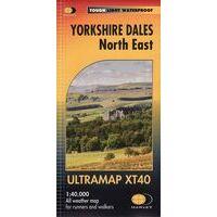 Harvey Maps Wandelkaart Ultramap XT40 Yorkshire Dales North East