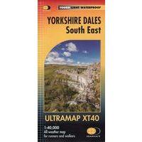 Harvey Maps Wandelkaart Ultramap XT40 Yorkshire Dales South East