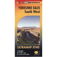 Harvey Maps Wandelkaart Ultramap XT40 Yorkshire Dales South West
